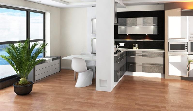 Wenn ein Designerboden seine unverwechselbare Form hat und voller Charakter steckt, haben sich ihre Besitzer für außergewöhnlichem Bodenbelag entschieden. (#06)