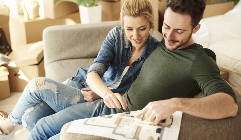 Individuell und zweckmäßig, vorzeigbar und durchdacht – so soll das eigene Haus werden. Schon die Entwürfe zum Grundriss zeigen, welche Abläufe und Bedürfnisse dabei zu beachten sind. (#01)