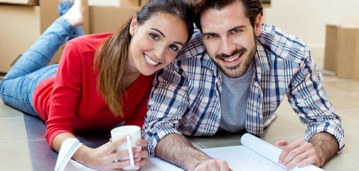Mit der Grundrissplanung den Hausbau vorbereiten