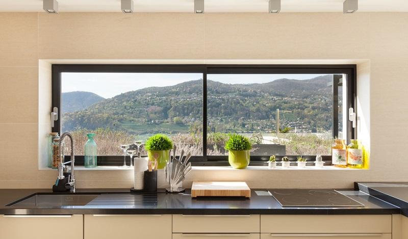 Unterschätzt bei der Baufinanzierung werden oft auch die Baukosten für die Fenster. (#05)