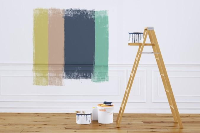 Wer sich vor der Gestaltung der Wohnräume Gedanken über das Farbkonzept macht, der kann das Wohlfühlambiente positiv beeinflussen. (#1)