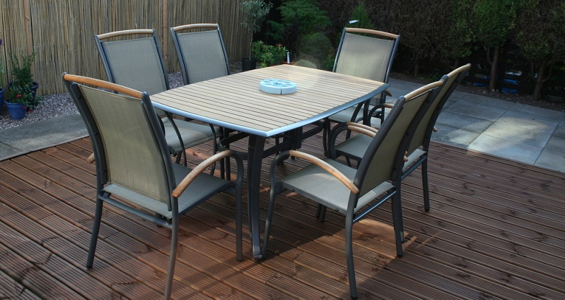 Produkte aus Aluminium sind hervorragend für den Garten geeignet. (#04)