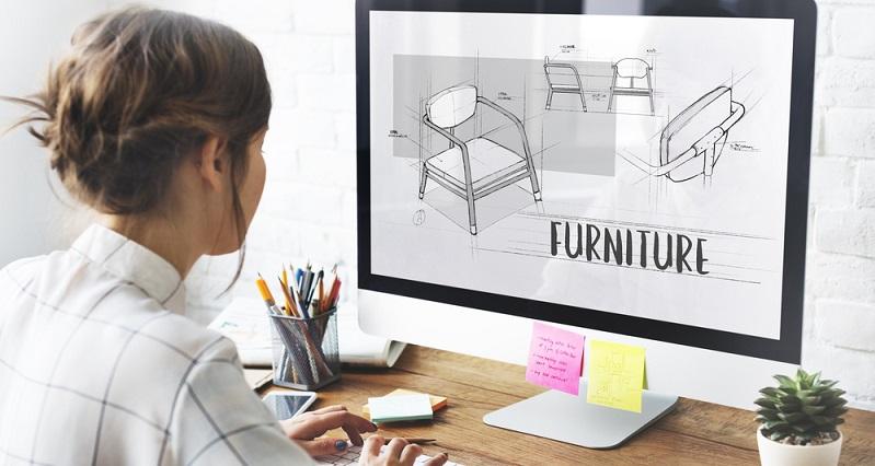 Die Möbelbranche zählt zwar nicht zu den Vorreitern im Bereich des Online-Handels, verzeichnet in diesem Bereich jedoch seit einigen Jahren steigende Wachstumsraten. (#01)