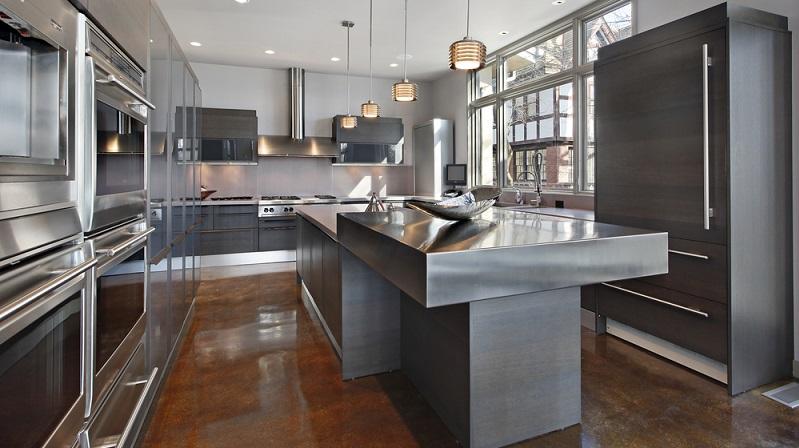 Die Hersteller von Küchengeräten setzen verstärkt auf abgestimmte Serien, sodass man seine Küche perfekt abgestimmt einrichten kann. (#01)