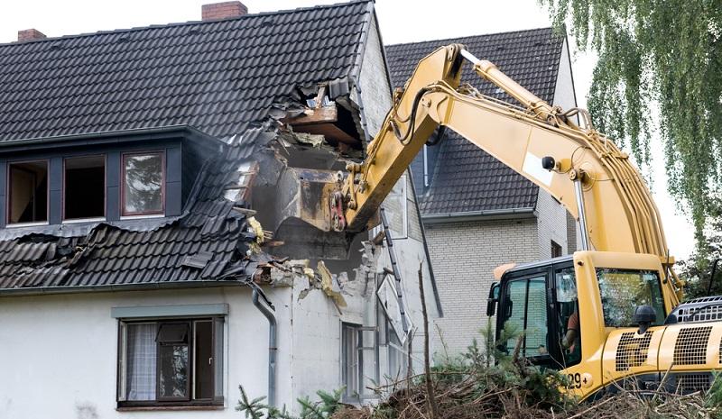 Super Hausabriss: Kosten und Alternativen BV16