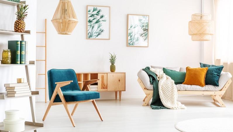 Retro-Möbel verleihen den eigenen Räumlichkeiten einen Hauch von Nostalgie (#03)