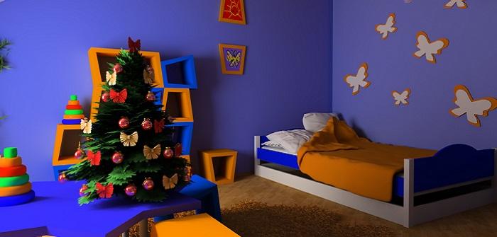 Wie Groß Muss Ein Kinderzimmer Sein