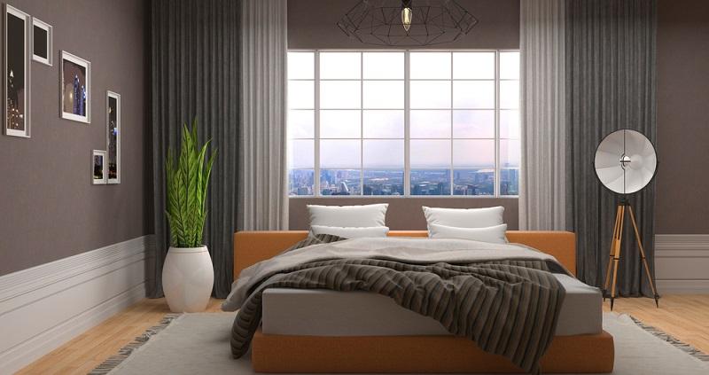 Das Schlafzimmer wird leider häufig genug zu wenig beachtet, obwohl wir uns doch rund ein Drittel unseres Lebens im Bett aufhalten! (#04)