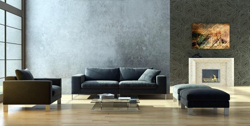 Auch bei der Planung des Wohnzimmers sollten Sie verschiedene Punkte beachten. (#03)