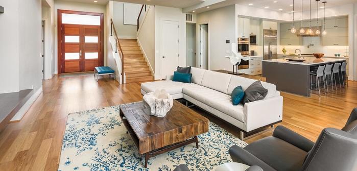 aktuelle wohntrends ansprechende ideen f r die. Black Bedroom Furniture Sets. Home Design Ideas