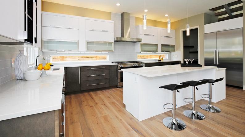 designer kuchen kleine raume komfort alle familienmitflieder, küche gestalten: was können wir von einer modernen einbauküche erwarten?, Design ideen