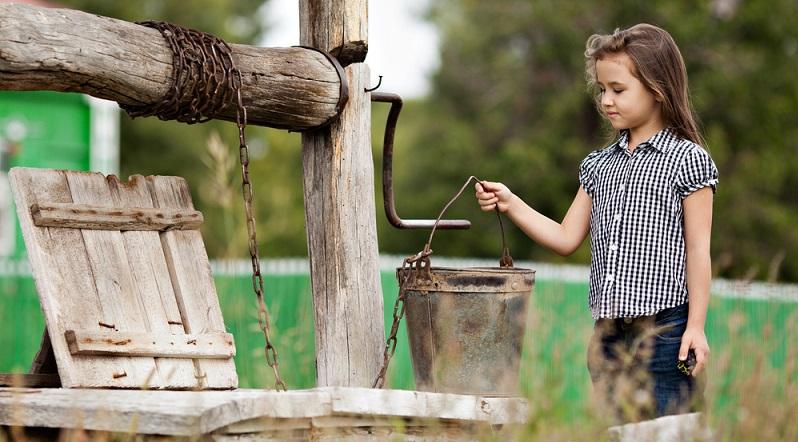 Bei der Verwendung des Wassers ist es wichtig, zwischen Trink- und Brauchwasser zu unterscheiden. (#01)