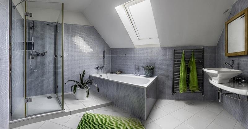 Mehr als 40 Minuten täglich hält sich der durchschnittliche Bundesbürger im Badezimmer auf und diese Zeit sollte positiv belegt sein. (#04)