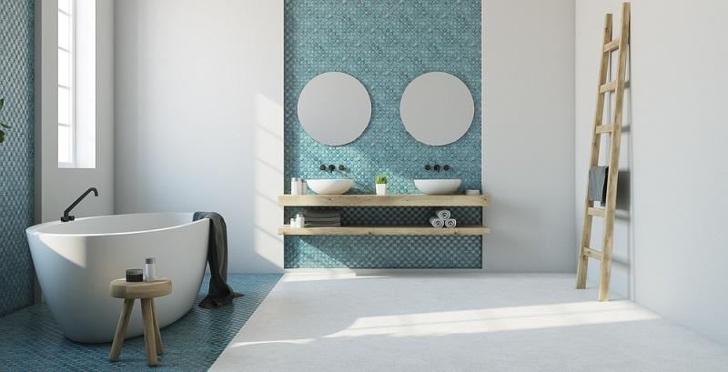 Der Badspiegel kommt in vielen verschiedenen Varianten daher.