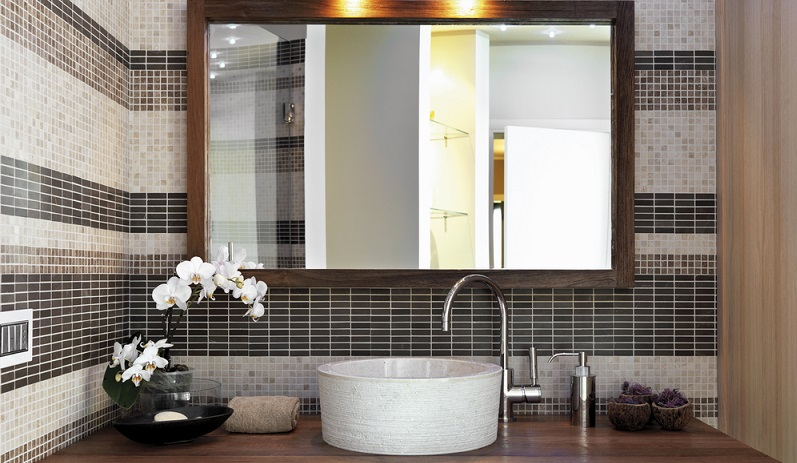 Ein Badspiegel ist nicht einfach nur ein Spiegel.