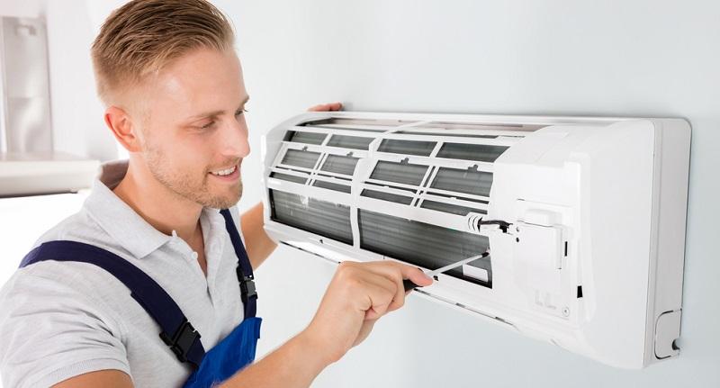 Wie funktioniert nun ein Gerät und wie kommt der Kühl-Effekt zustande? Kurze Antwort: Ohne Kühlmittel geht es nicht.