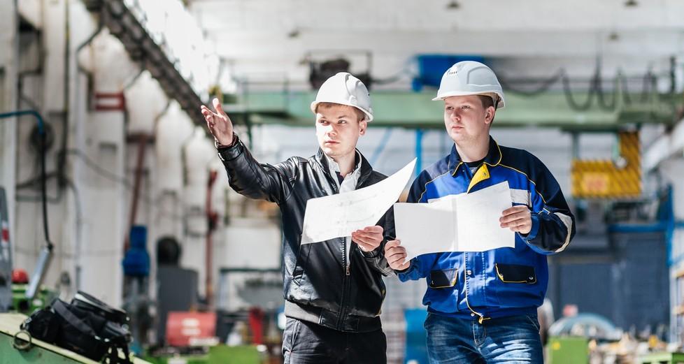 Wichtig für den angehenden Bauingenieur: Das Studium benötigt nicht nur theoretisches Wissen. Berufspraktika lehren, wie das Wissen praktisch umgesetzt wird. (#3)