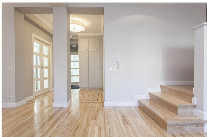 Welche Bedeutung der Flur in einer Wohnung hat, hängt von der Architektur des Gebäudes ab