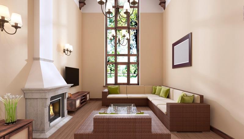 Die Einrichtung für einen Altbau sollte unbedingt den Charme der Wohnung unterstreichen.