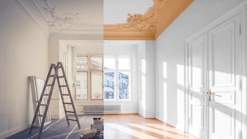 Bei der Einrichtung sollten Sie daher darauf achten, den Holzfußboden durch einen erfahrenen Handwerker oder in Eigenleistung wieder aufzupolieren