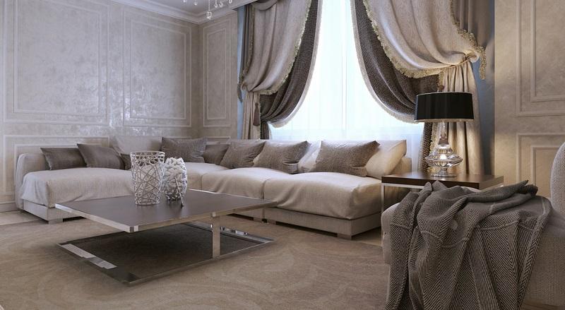 Finden Sie die Balance zwischen den Vorgaben der Designer, die die einzelne Stile fest definieren, und Ihrer Individualität, die sich im Wohnzimmer widerspiegeln soll!