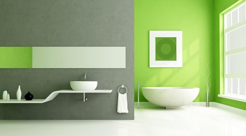 Natürlich ist es nicht nur möglich, verschiedene Grautöne mit anderen Farben zu kombinieren.