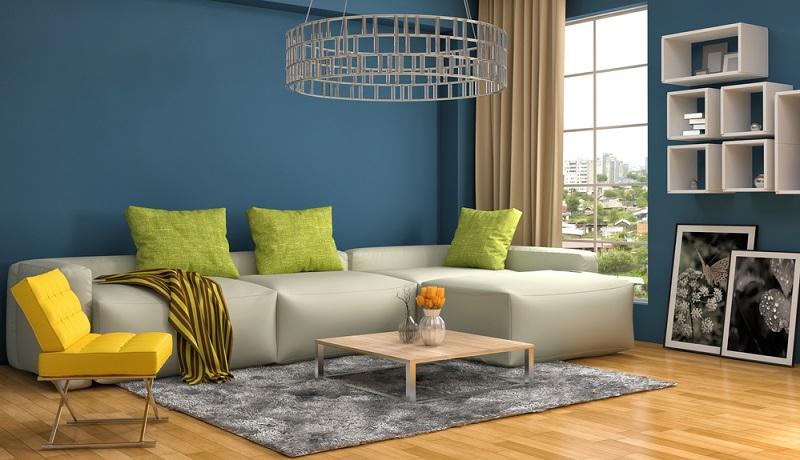 Fast jeder Grauton wird als langweilig und unscheinbar empfunden, taugt höchstens zur Wanddeko, aber nicht als alleinige Wandfarbe. Solch ein Vorurteil lässt sich durch das geschickte Kombinieren mit anderen Farben ganz rasch widerlegen.