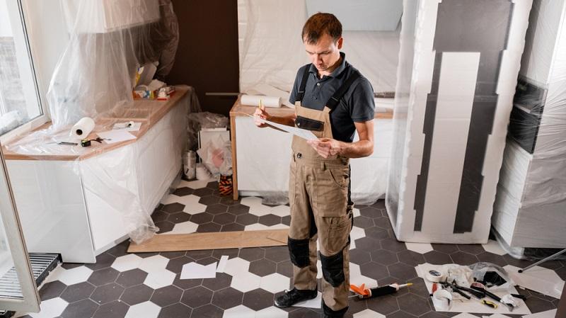 Wenn eine Renovierung der Wohnung ansteht, dann ist dabei der Küchenumbau besonders beliebt.