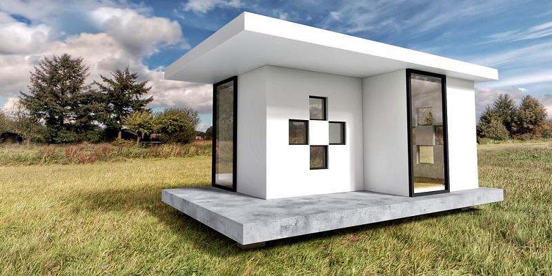 Ein Tiny House ist schon ab 15 m² erhältlich und ist meist auf zwei Etagen ausgerichtet. Es braucht nur eine geringe Grundfläche und wird auch aus diesem Grund gern als Ferienhaus gewählt.