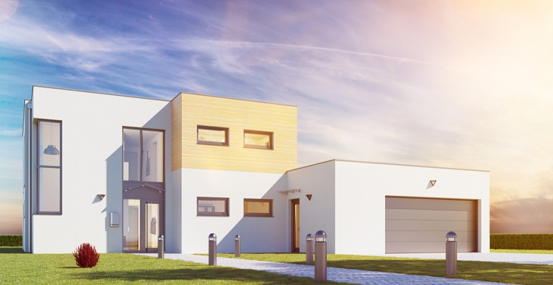 Der Bauhausstil stammt aus dem Jahr 1919, als die Designschule in Dessau erstmals Handwerk und Kunst zusammenbrachte.