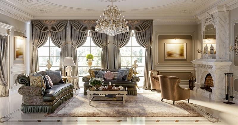 Inzwischen gibt es wahre Architektur-Künstler, die besondere Luxusvillen und große Residenzen entwerfen.