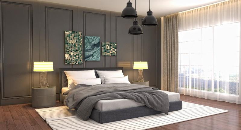 """In Deutschland gibt es verschiedene Bettengrößen, wenngleich sich auch hier langsam die Bezeichnungen """"King Size"""" oder """"California King"""" zeigen."""