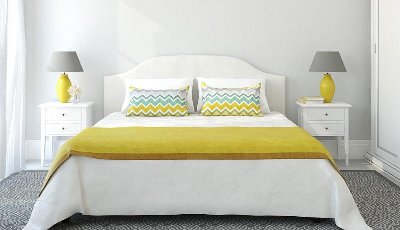 Es gibt verschiedene Bettengrößen für jede Lebenslage.