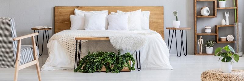 Es gibt verschiedene Bettengrößen und auch ein Einzelbett hat nicht immer das gleiche Maß.