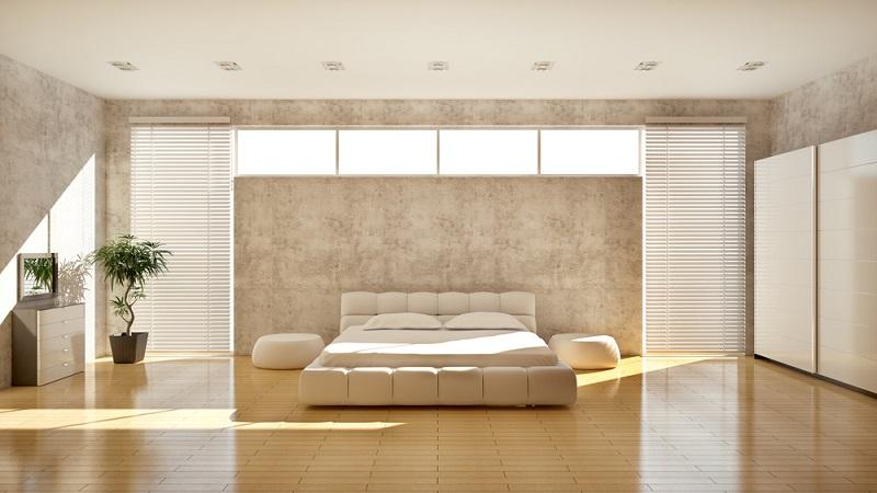 Möbeltechnisch gesehen ist das Schlafzimmer nicht anspruchsvoll. Es braucht ein Bett und einen Schrank, eventuell eine Kommode und einen Nachttisch. Stilistisch gesehen hingegen braucht es vor allem Stil!