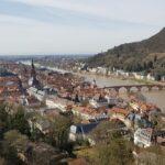 Luftbilder von Heidelberg: Vielfältige Perspektiven einer historischen Stadt