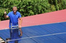 Solaranlagen mieten: Erfahrungen, Risiken, Urteile (Foto-Shutterstock: Marina Lohrbach)