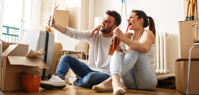 Übergabeprotokoll Wohnung: Stressfreie Übergabe planen (Foto: Shutterstock - Solis Images)