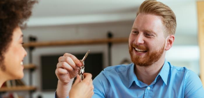 Übergabeprotokoll für die Wohnung effektiv führen (Foto: Shutterstock - bbernard)
