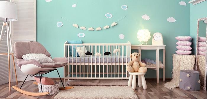 Babyzimmer Ausstattung: Deine wichtigste Checkliste heute ( Foto: Shutterstock- New Africa _)