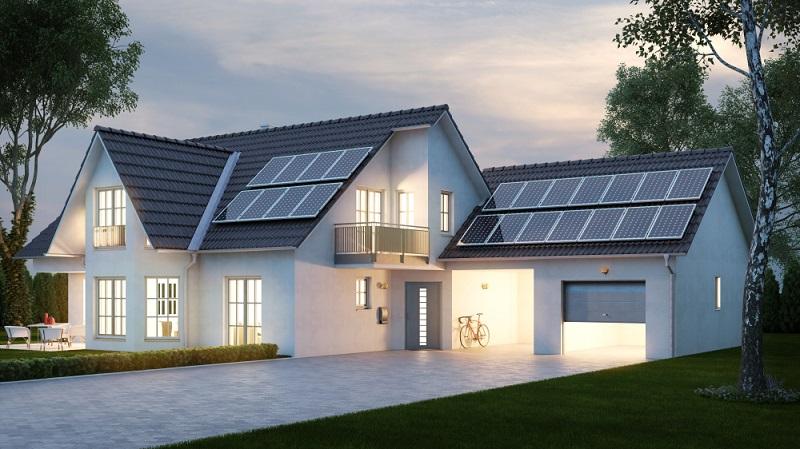 Wenn Sie neu bauen oder sanieren und im Ergebnis eine Immobilie mit einem KfW-Effizienzhausstandard erreichen, dann winken Ihnen Fördergelder.  ( Foto: Shutterstock-Robert Kneschke )