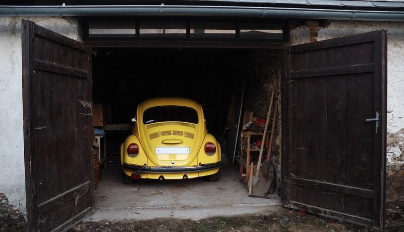 Garagenverordnung NRW sieht eine genaue Nutzung vor. ( Foto: Shutterstock-skvoor )