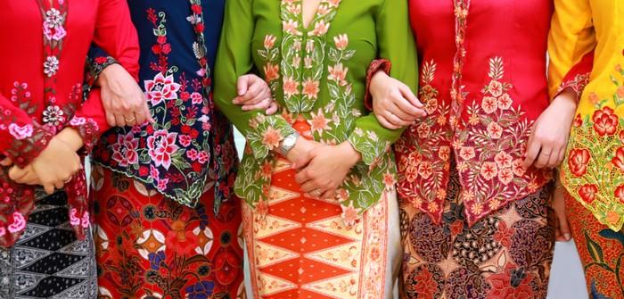 Batik: mit Ceplok, Parang, Kawung und Lereng die Bali Vibes nach Hause holen (Foto: shutterstock - TY Lim)