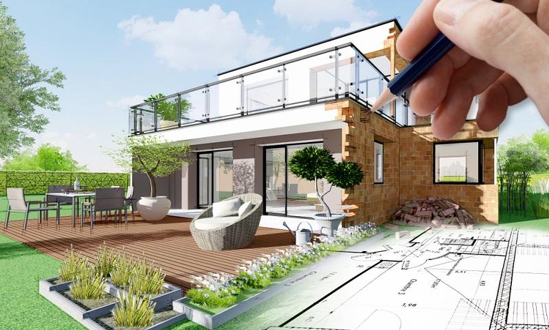 Es ist sachlich nicht richtig, von Nachteilen zu sprechen, wenn es um frei geplante Architektenhäuser geht. Denn diese Nachteile sind eher Klischees, die wiederum im Auge des Betrachters liegen.  ( Foto: Shutterstock-Chlorophylle Photography)