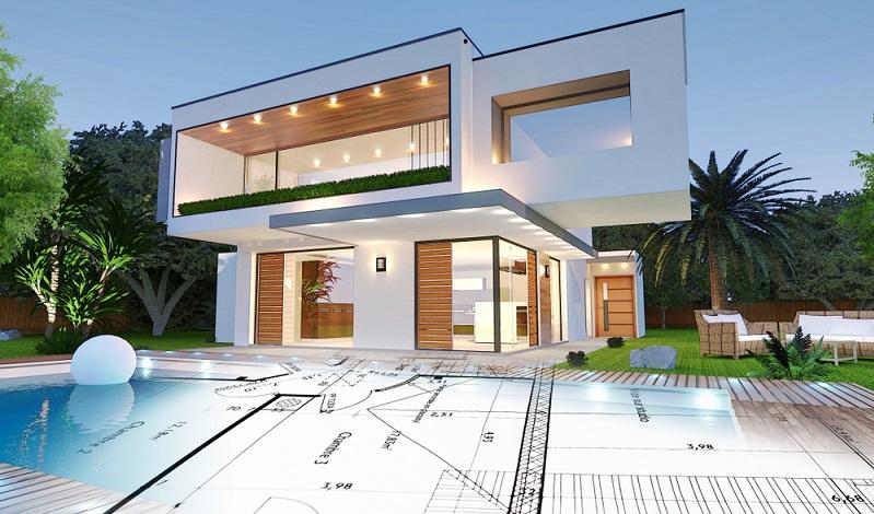 Der Architekt legt das Haus auf die Gewohnheiten und Bedürfnisse der künftigen Bewohner aus. Dabei berücksichtigt er auch deren Weiterentwicklung im Laufe der Jahre.  ( Foto: Shutterstock-Chlorophylle Photography  )
