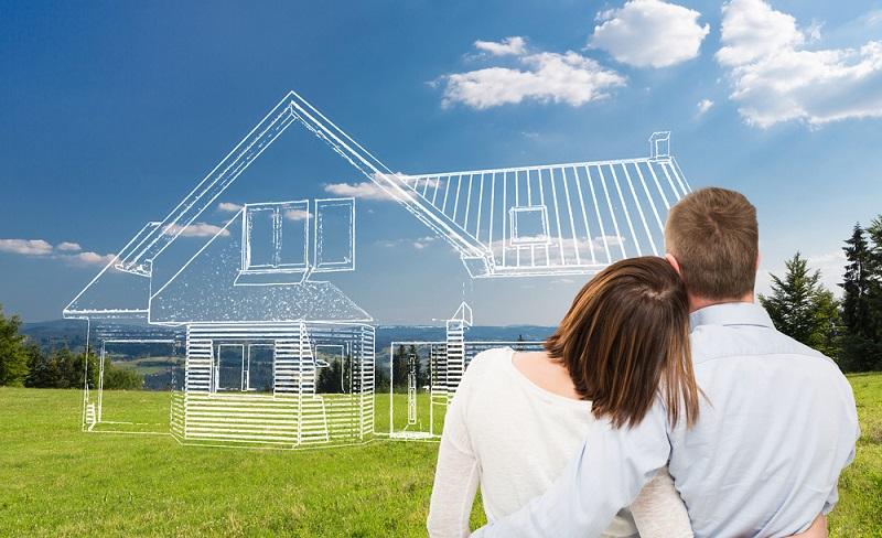 Der Hausbau ist die wohl größte Investition des Lebens.  ( Foto: Shutterstock-REDPIXEL.PL )