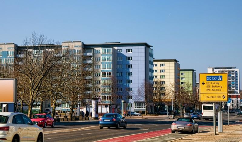 Auch in Chemnitz gibt es billige Wohnungen.( Foto: Shutterstock-ArTono_)