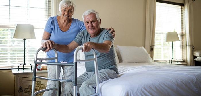 Kfw 455: Wofür Sie die Förderung einsetzen können, was wirklich wichtig ist und wie Sie mehr Würde in das Leben im Alter bekommen ( Foto: Shutterstock-wavebreakmedia )