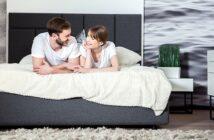 Schlafzimmer-Ideen: 3x Entspannend, 3x Verführerisch und 3x Echt deutsch (bitte nicht lachen) ( Foto: Shutterstock-LightField Studios )