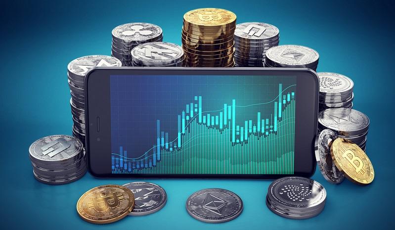 Relativ neu auf dem Markt sind die Kryptowährungen  ( Foto: Shutterstock- Wit Olszewski)